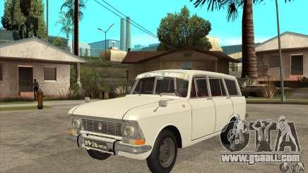 AZLK 427 for GTA San Andreas