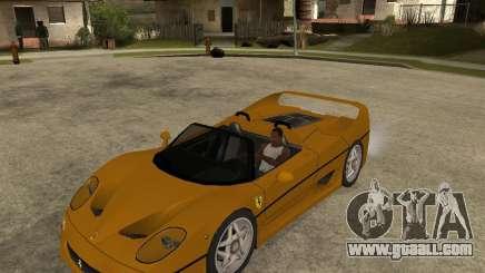 Ferrari F50 for GTA San Andreas