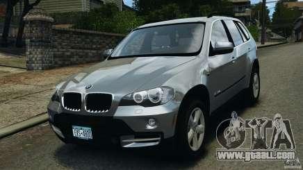 BMW X5 xDrive35d for GTA 4