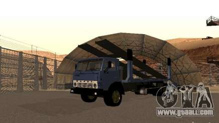 KAMAZ truck for GTA San Andreas