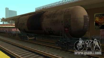 Tank No. 68T 53911384 for GTA San Andreas