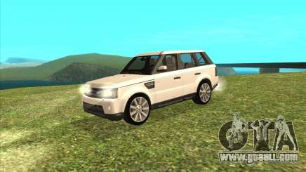 Range Rover Sport 2012 for GTA San Andreas