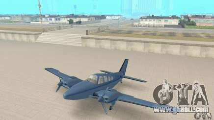Beechcraft Baron 58 T for GTA San Andreas