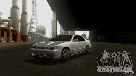 Toyota Cresta JZX90 for GTA San Andreas