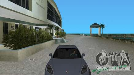 Porsche Panamera for GTA Vice City