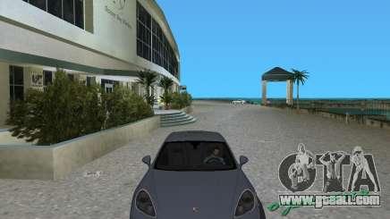 Porsche Panamera for GTA Vice City