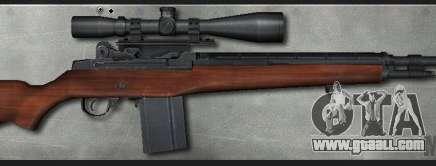 M14 Sniper for GTA San Andreas