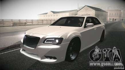 Chrysler 300 SRT8 2012 for GTA San Andreas