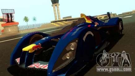 X2010 Red Bull for GTA San Andreas