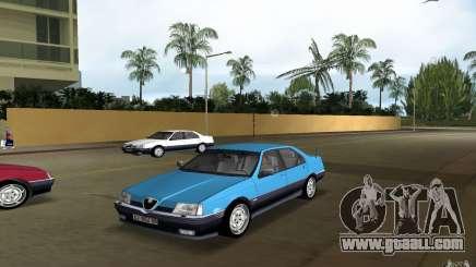 Alfa Romeo 164 for GTA Vice City