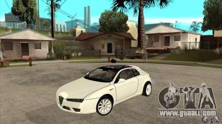 Alfa Romeo Brera for GTA San Andreas