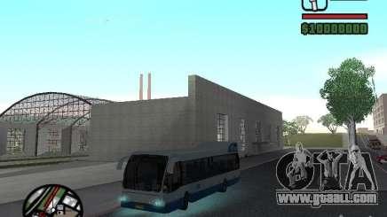 DAF for GTA San Andreas