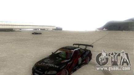 Toyota Soarer JZZ30 for GTA San Andreas
