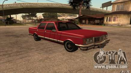 Regal 1987 San Andreas Stories for GTA San Andreas