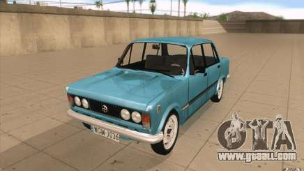 Fiat 125p for GTA San Andreas