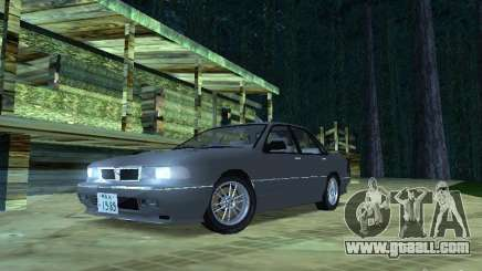 Mitsubishi Galant VR-4 1989 for GTA San Andreas
