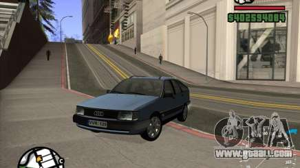 Audi 100 Avant for GTA San Andreas