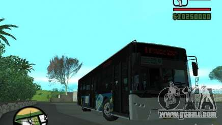 CityLAZ 12 LF for GTA San Andreas
