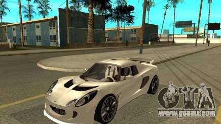 Lotus Exige for GTA San Andreas