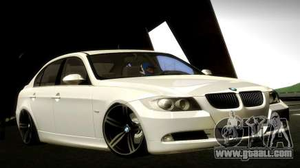 BMW 330 E90 for GTA San Andreas