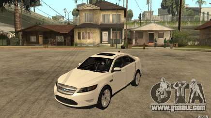 Ford Taurus 2010 for GTA San Andreas