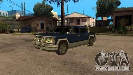 HD Columb for GTA San Andreas