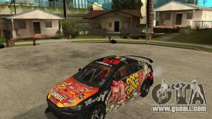 Mitsubishi Lancer EVO for GTA San Andreas