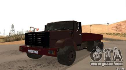 ZIL 6309 for GTA San Andreas