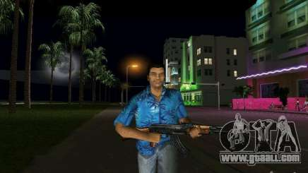 Tommy Vercetti BETA model for GTA Vice City