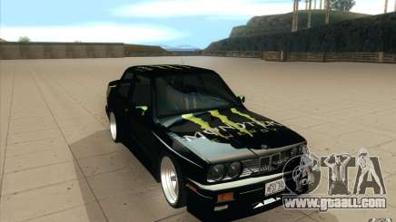 BMW E30 323i for GTA San Andreas