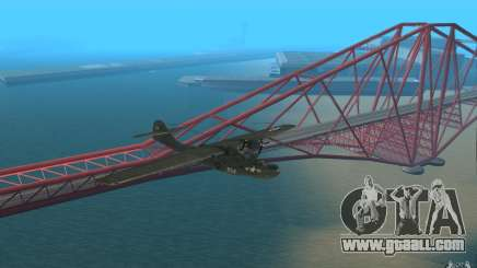 PBY Catalina for GTA San Andreas