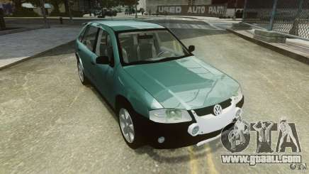 Volkswagen Gol G4 Rallye for GTA 4