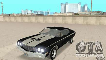 Buick GSX Stage-1 for GTA San Andreas