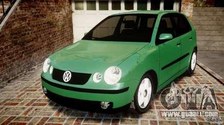 Volkswagen Polo 2.0 2005 for GTA 4