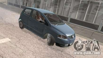 Volkswagen Fox 2011 for GTA San Andreas