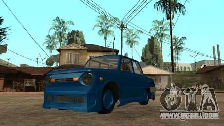ZAZ 968 MUSIC EXPERT for GTA San Andreas