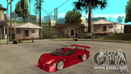 Alfa Romeo Tipo 33 GTI for GTA San Andreas