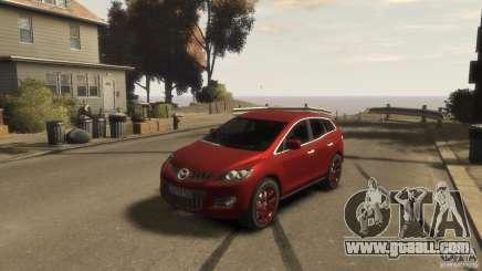 Mazda CX-7 for GTA 4