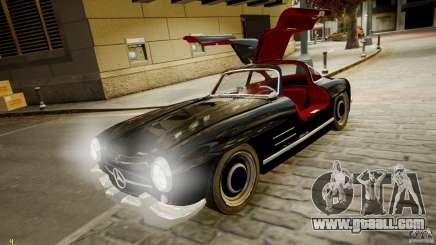 Mercedes-Benz 300 SL Gullwing for GTA 4