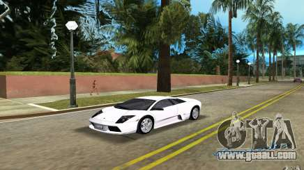 Lamborghini Murcielago V12 6,2L for GTA Vice City