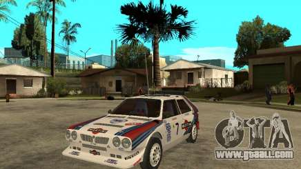 Lancia Delta S4 Martini Racing for GTA San Andreas