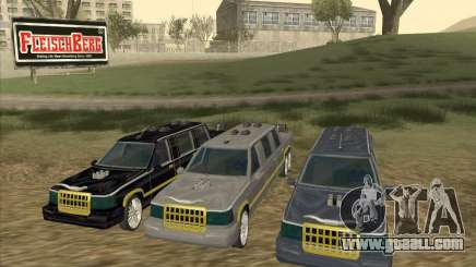 Limousine for GTA San Andreas