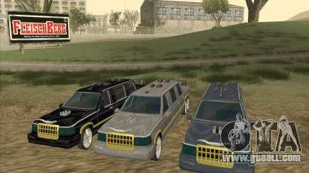 Limousine for GTA San Andreas