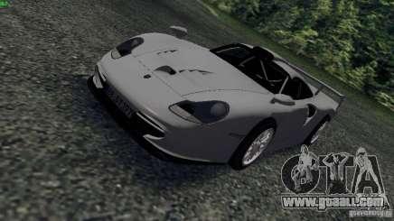 Porsche 911 GT1 Evolution Strassen Version 1997 for GTA San Andreas