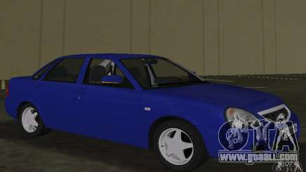 Lada 2170 Priora for GTA Vice City