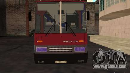 Ikarus 255 for GTA San Andreas