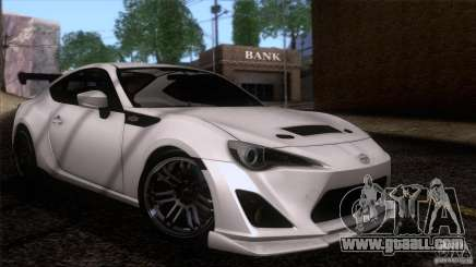 Scion FR-S 2013 for GTA San Andreas