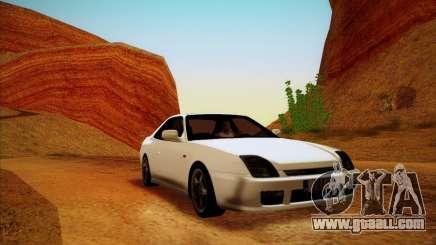 Honda Prelude Tunable for GTA San Andreas