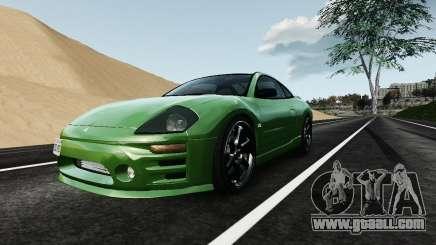 Mitsubishi Eclipse GT-S for GTA 4