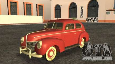 Ford 1940 v8 for GTA San Andreas